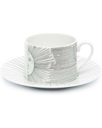 Белый домашний маникюрный набор Fornasetti