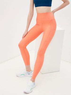 Оранжевые тайтсы Dali