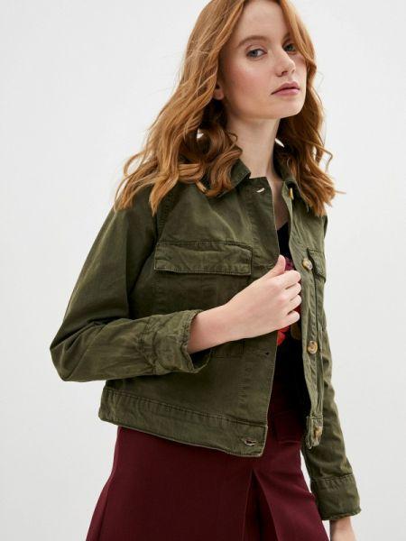 Куртка - зеленая Twist & Tango