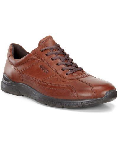 Кроссовки коричневый Ecco