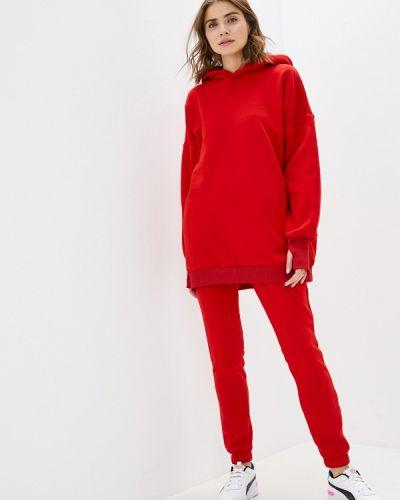 Костюмный красный спортивный костюм Trendyangel