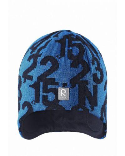 Голубая шапка Reima