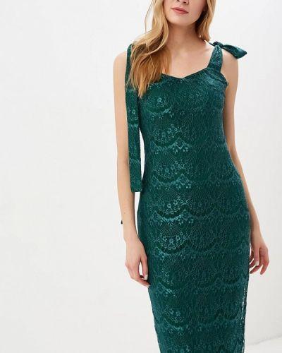Вечернее платье зеленый Tutto Bene