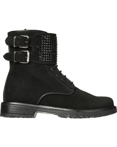 Черные ботинки Parrot