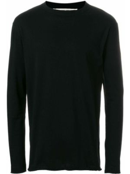 Черный свитер Damir Doma