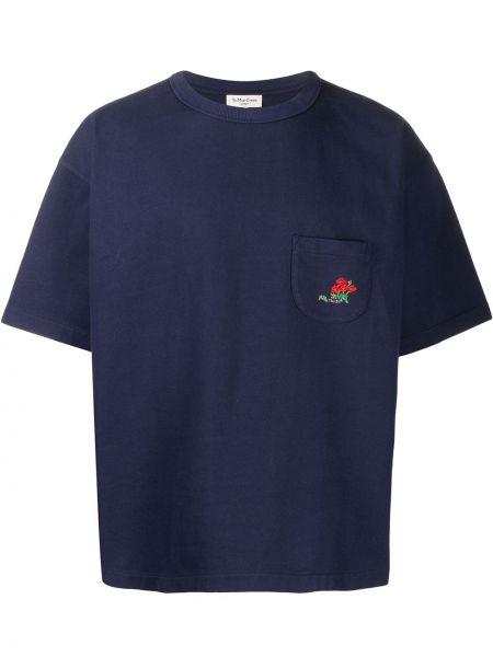 Koszula krótkie z krótkim rękawem prosto z kwiatowym nadrukiem Ymc