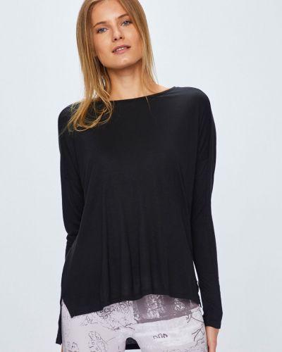 Блузка трикотажная с вырезом Reebok