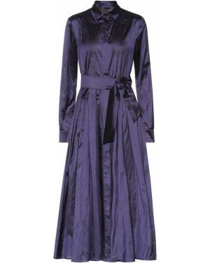 Платье миди классическое платье-майка Max Mara