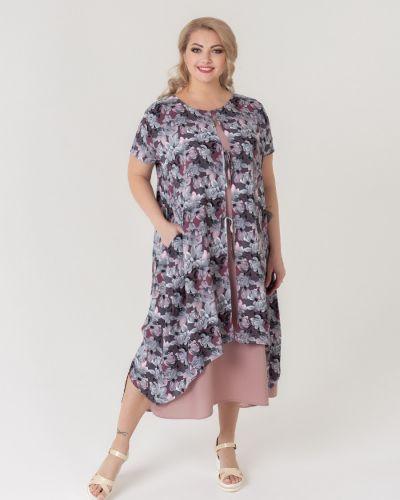 Вечернее платье летнее в стиле бохо Sparada