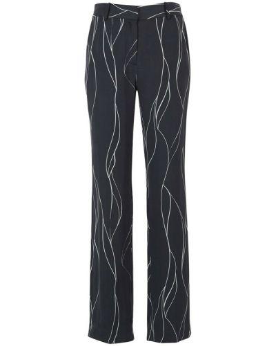 Czarne spodnie Equipment
