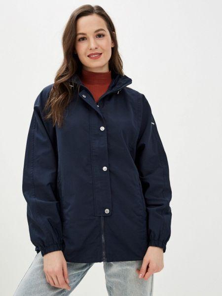 Синяя облегченная куртка Baon