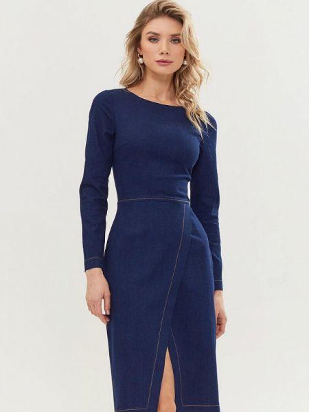 Синее джинсовое платье Masha Mart