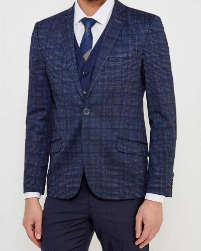 Синий пиджак Bazioni