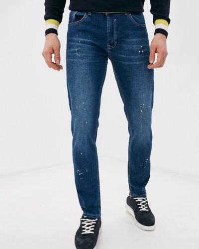 Зауженные джинсы - синие Felix Hardy