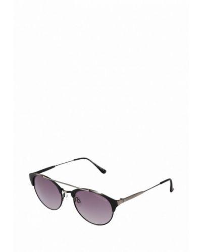 Солнцезащитные очки серебряного цвета Luckylook