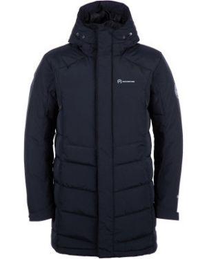 Зимняя куртка с капюшоном черная Outventure