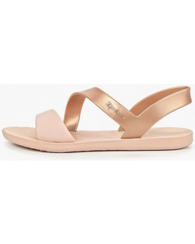 Розовые сандалии Ipanema