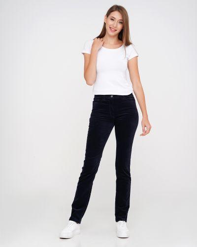 Ватные хлопковые брюки дудочки Lagrand