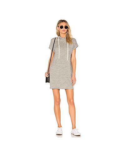Платье с карманами платье-толстовка Sen