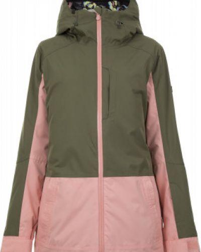 Утепленная куртка с капюшоном спортивная Roxy