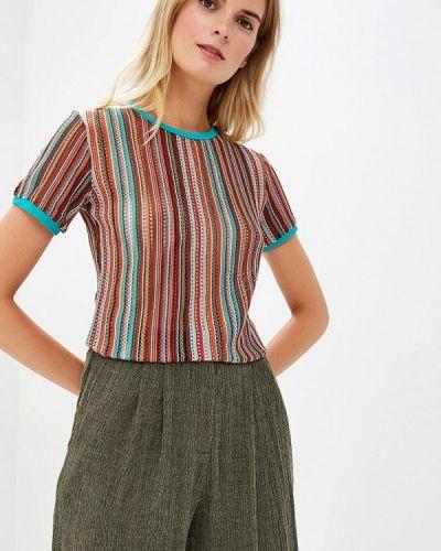 Блузка с коротким рукавом весенний Gepur