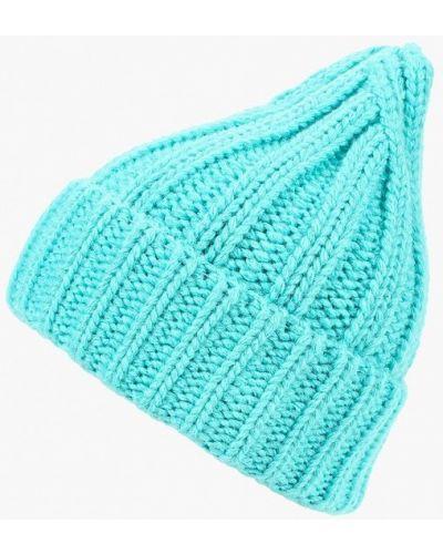 Зеленая шапка осенняя Ruxara