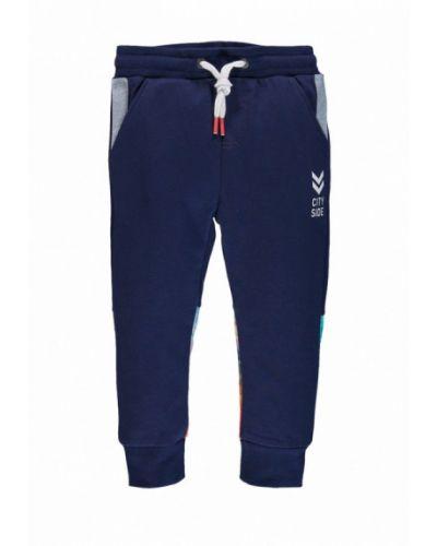 Синие брюки спортивные Brums