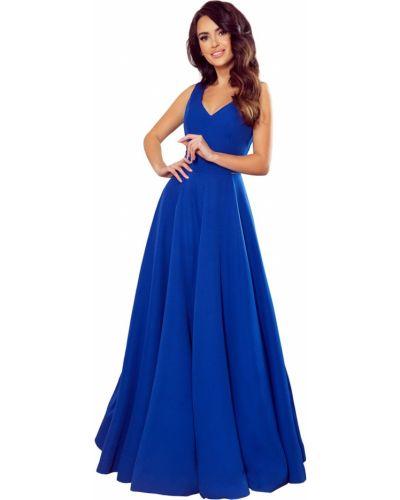 Sukienka wieczorowa - niebieska Numoco