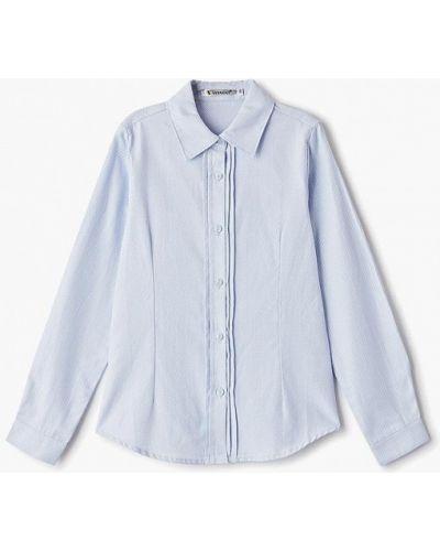 Блуза голубой Vitacci
