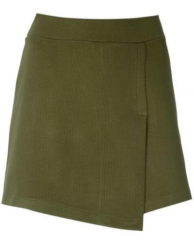 Прямая юбка мини Magrella