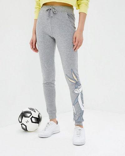 Спортивные брюки серые твое