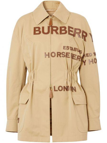 Куртка на молнии с карманами Burberry