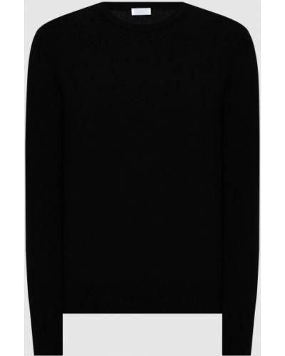 Кашемировый джемпер - черный Malo