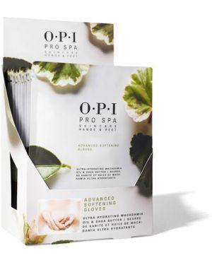 Кожаные перчатки Opi