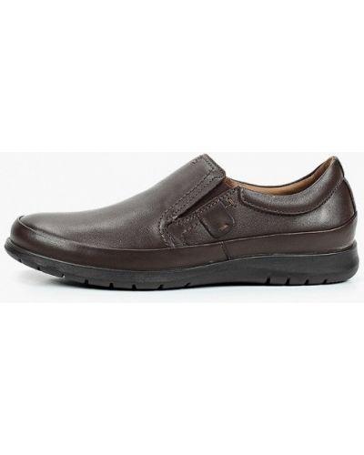 Коричневые весенние туфли Salamander