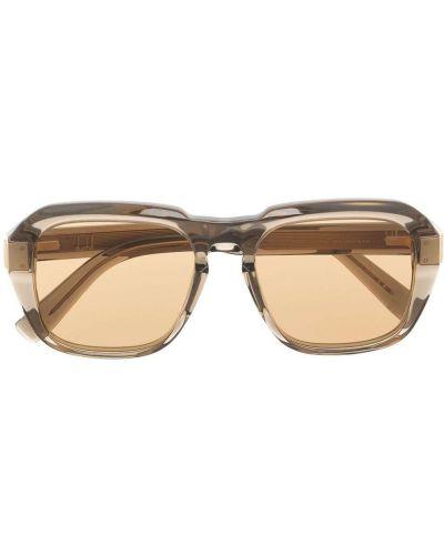 Żółte okulary Dunhill