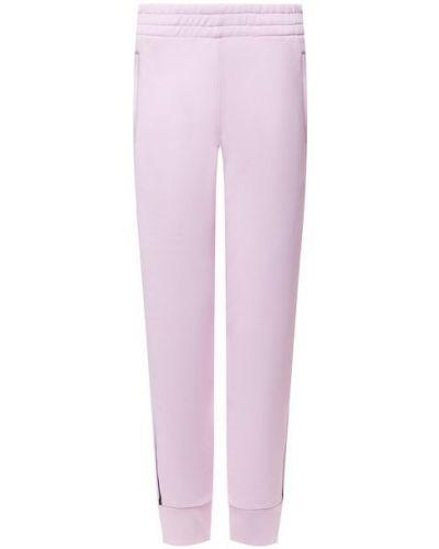 Хлопковые розовые брюки Alexanderwang.t