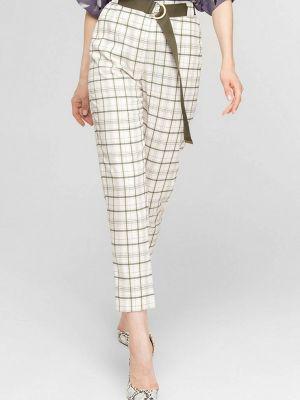 Зауженные белые брюки Lo