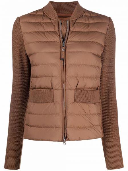 Дутая куртка - коричневая Parajumpers