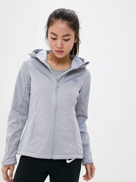 Серая куртка 4f