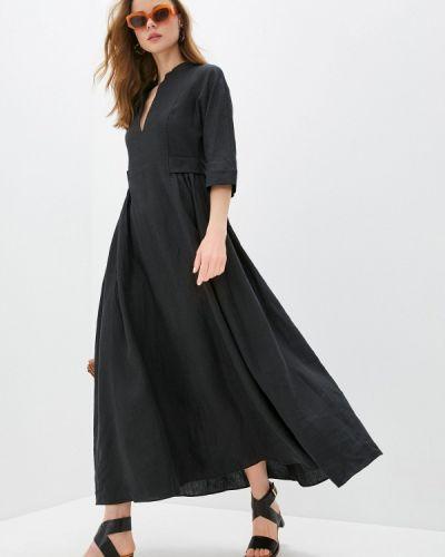 Платье - черное Eleventy