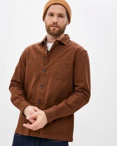Рубашка - коричневая Burton Menswear London