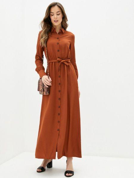Платье платье-рубашка весеннее Koton