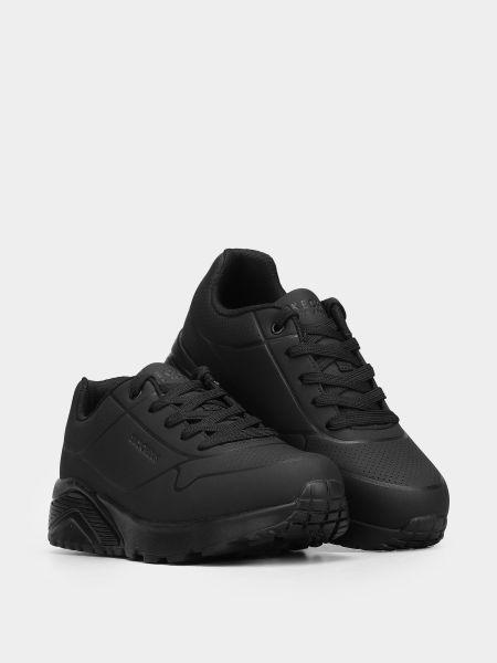 Кроссовки - черные Skechers