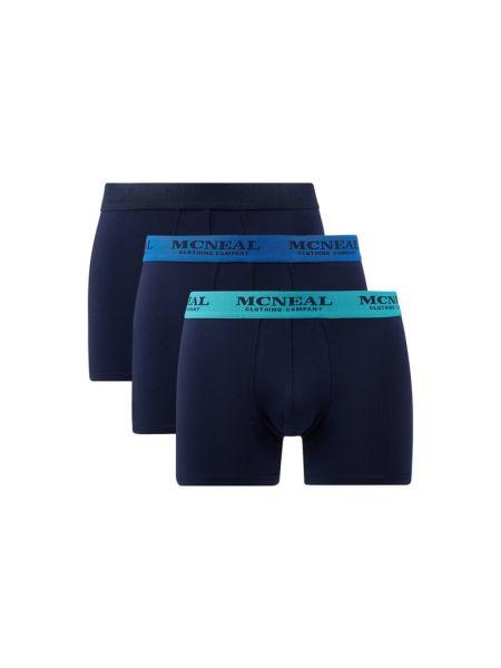 Niebieskie majtki bawełniane Mcneal