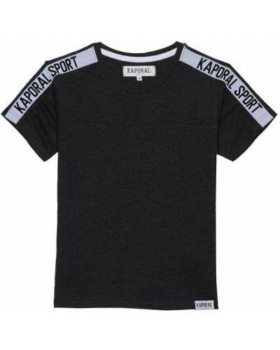 Czarna koszula Kaporal