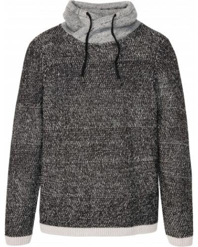 Черный пуловер Bonprix