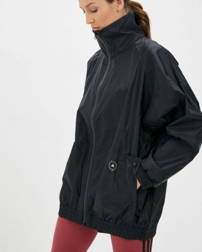 Куртка - черная Adidas By Stella Mccartney