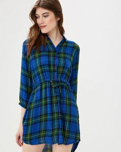 Платье платье-рубашка индийский Top Secret
