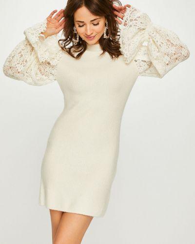 Платье мини однотонное прямое Miss Sixty